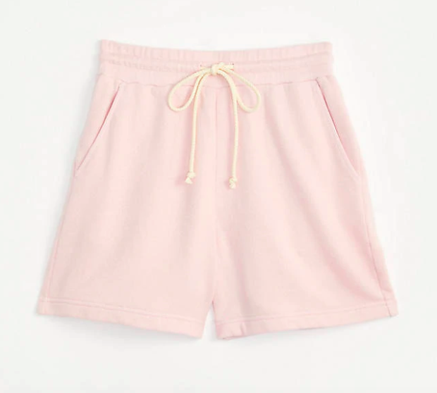 Lou & Grey Terry Drawstring Shorts