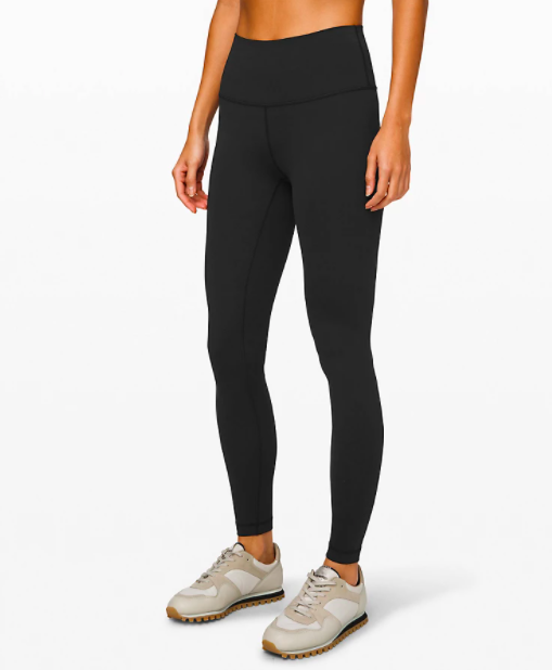 "Lululemon Wunder Under High-Rise Tight 28"" Full-On Luxtreme"