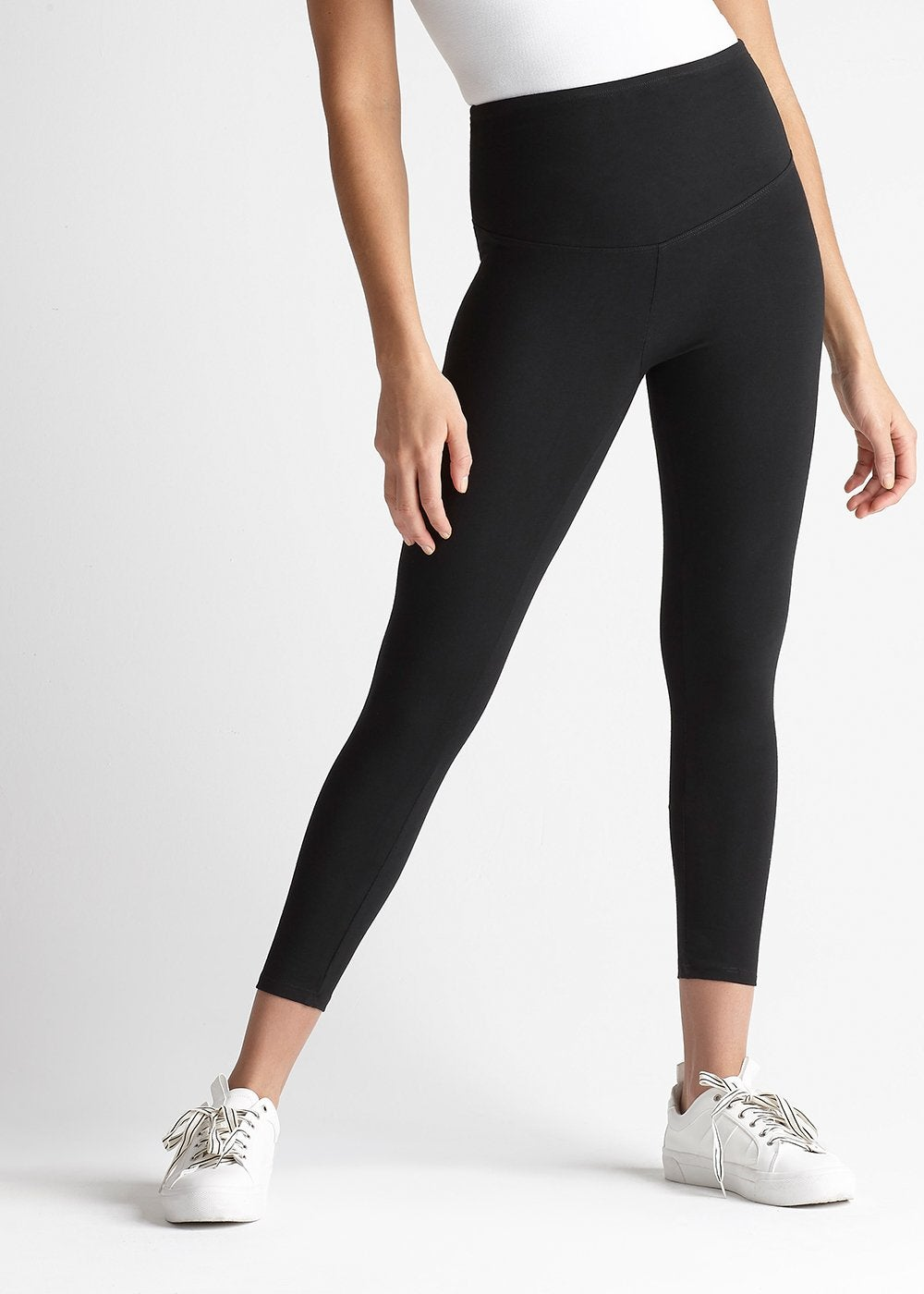 Yummie Gloria Skimmer Cotton Stretch Shaping Legging
