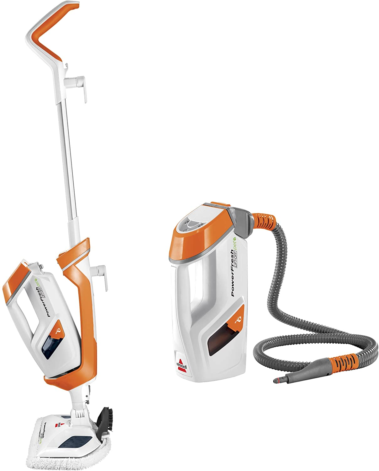 Bissell PowerFresh® Pet Lift-Off® Bagless Steam Mop