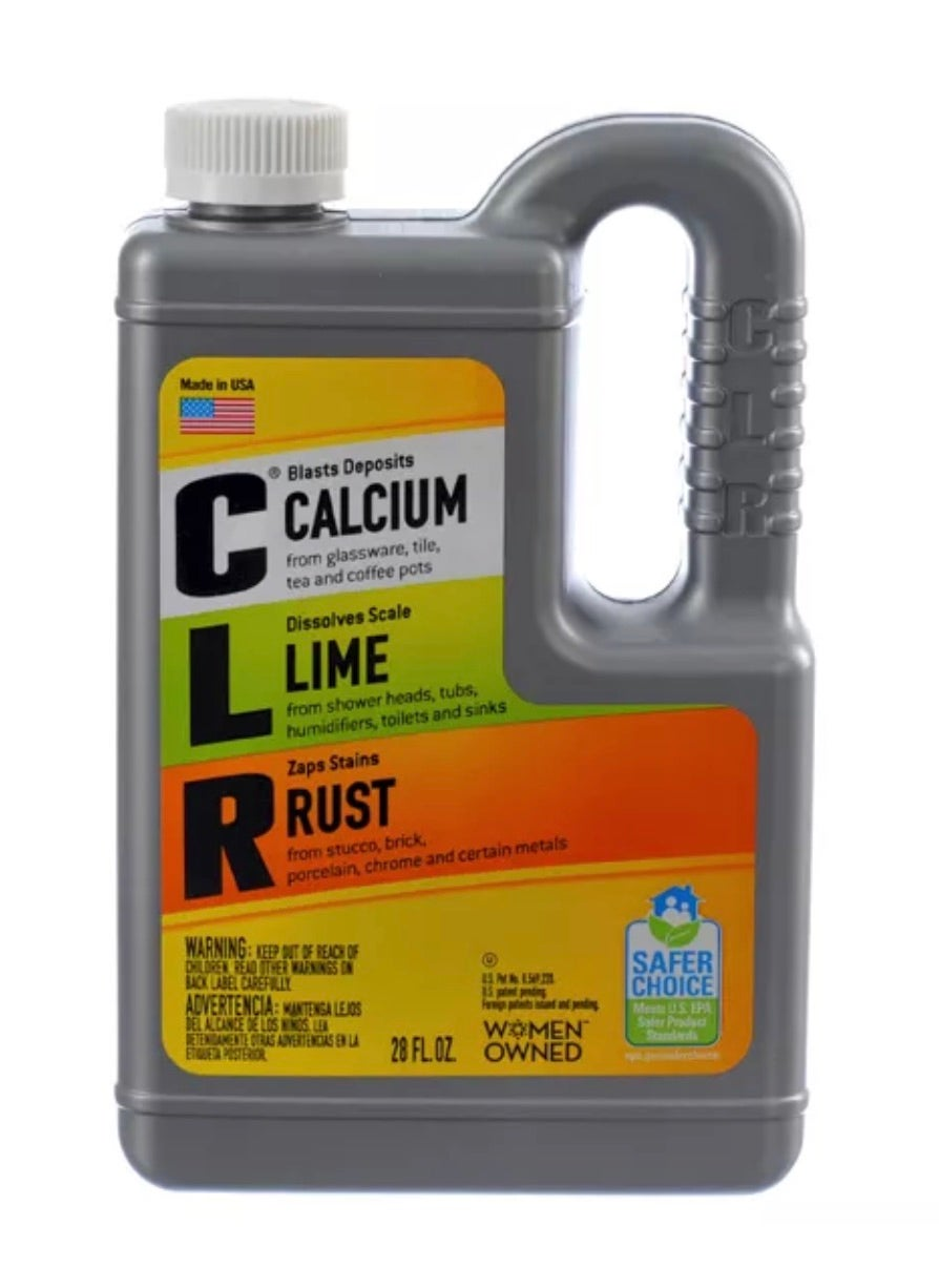 CLR Calcium Lime and Rust Remover