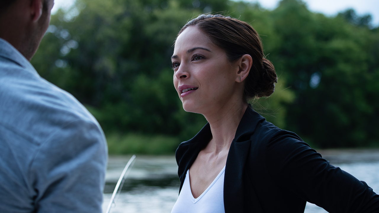 Kristin Kreuk in Burden of Truth