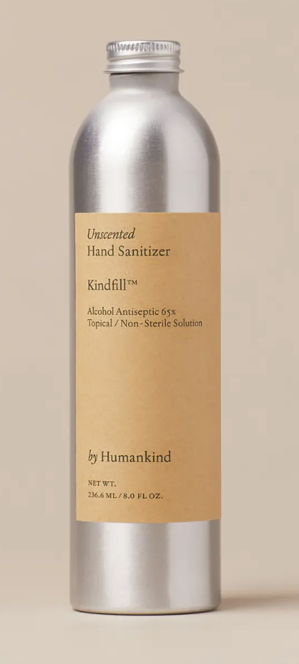 By Humankind Hand Sanitizer