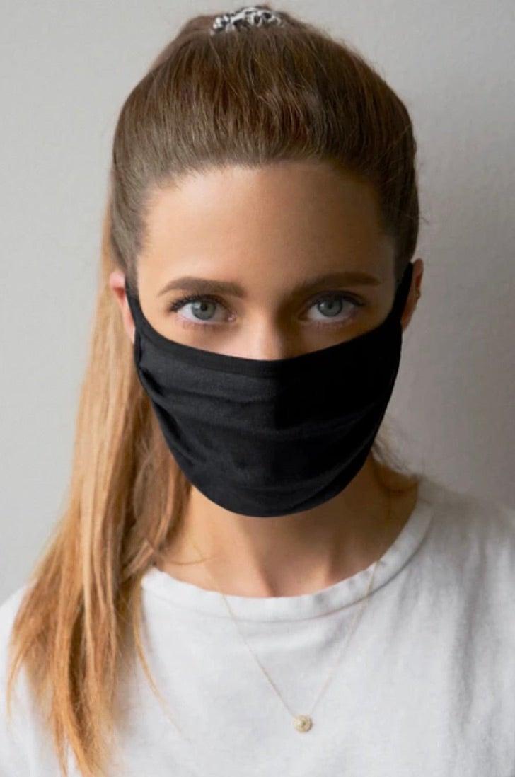 Denim Cotton Mask