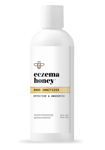 Eczema Honey 8 oz. Hand Sanitizer Gel (Fragrance-Free)