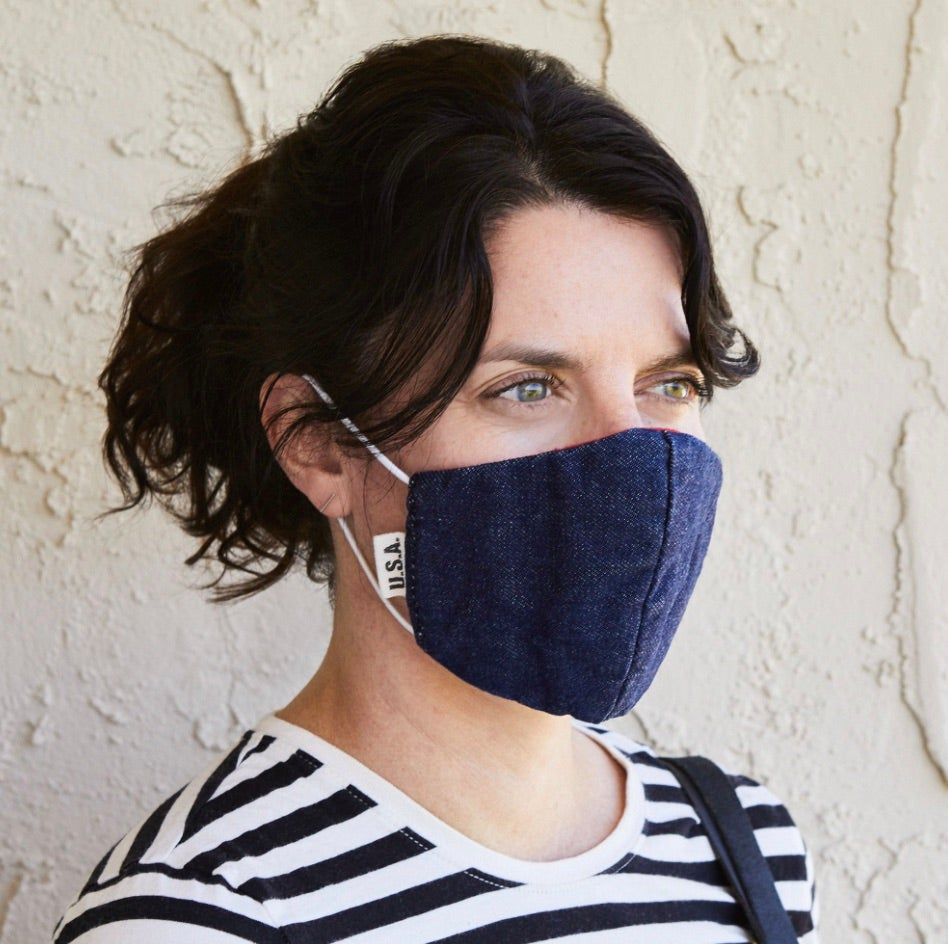 Steele Canvas x Food52 Cloth Face Mask