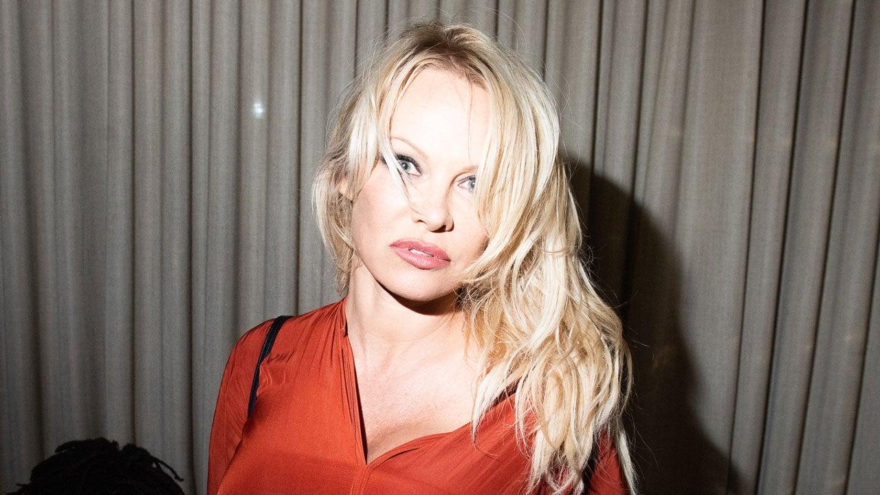 Pamela Anderson in 2019