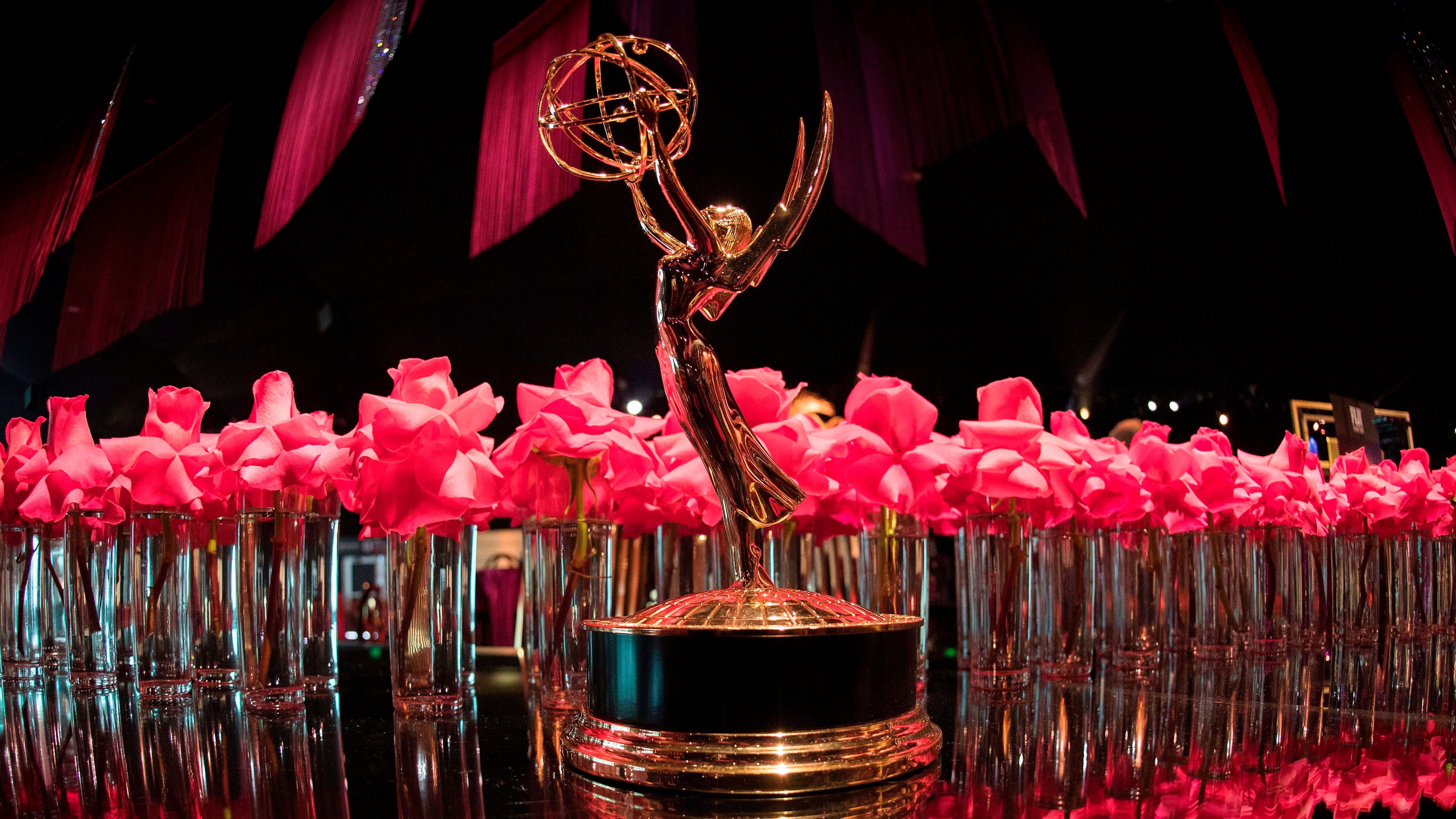 Emmy Award Statues