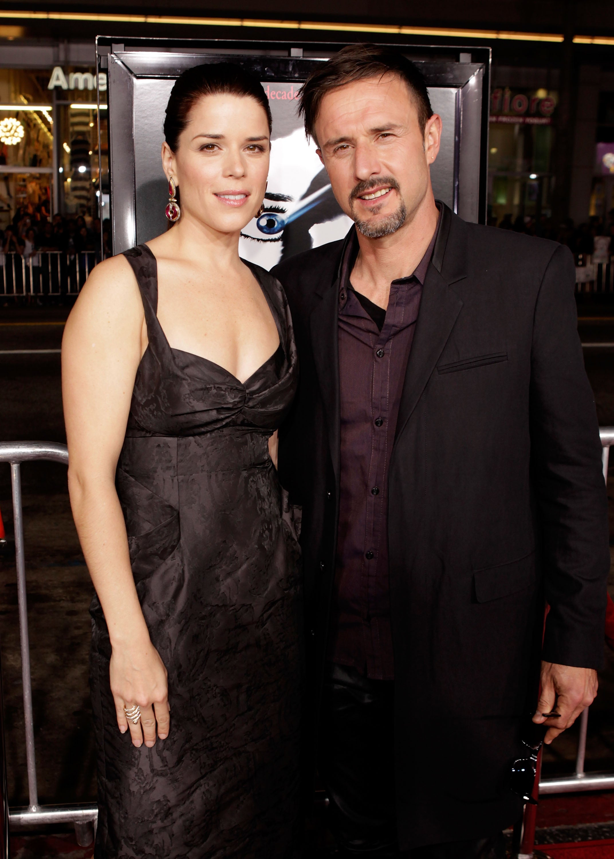 Neve Campbell David Arquette