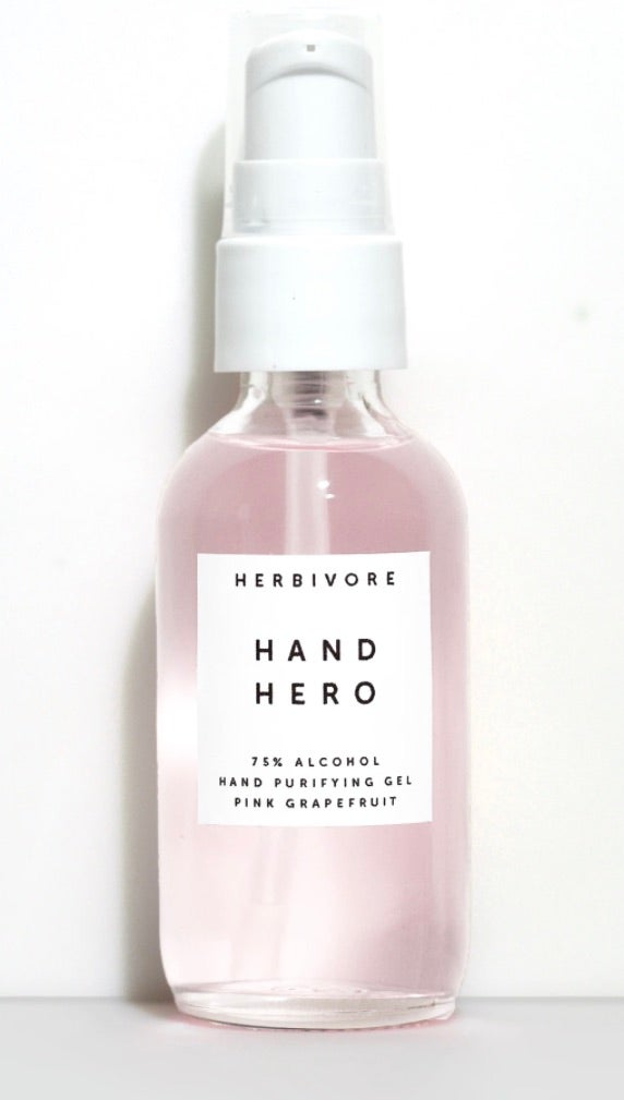 Hand Hero 75% Alcohol Hand Purifying Gel