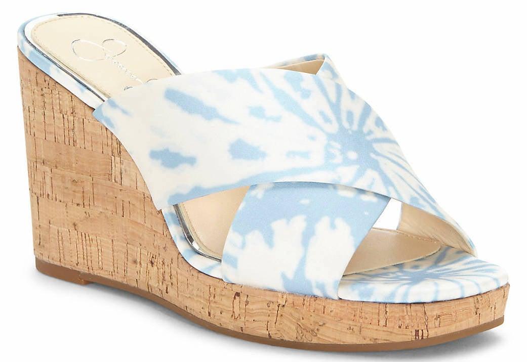 Seena Wedge Sandal