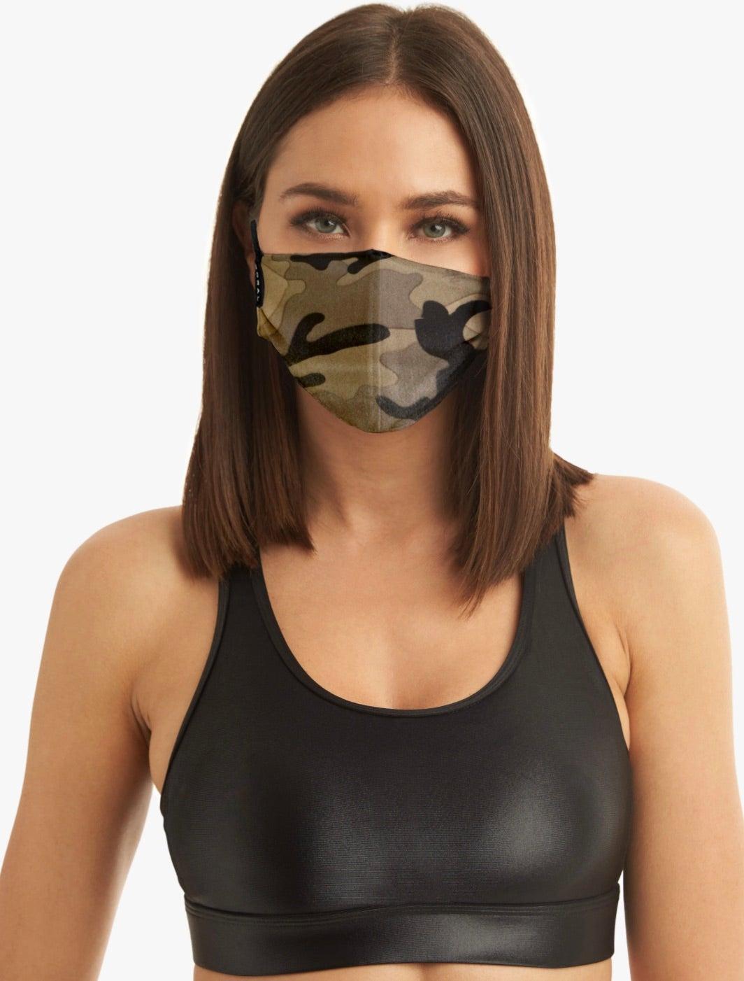 Koral Camo Mask