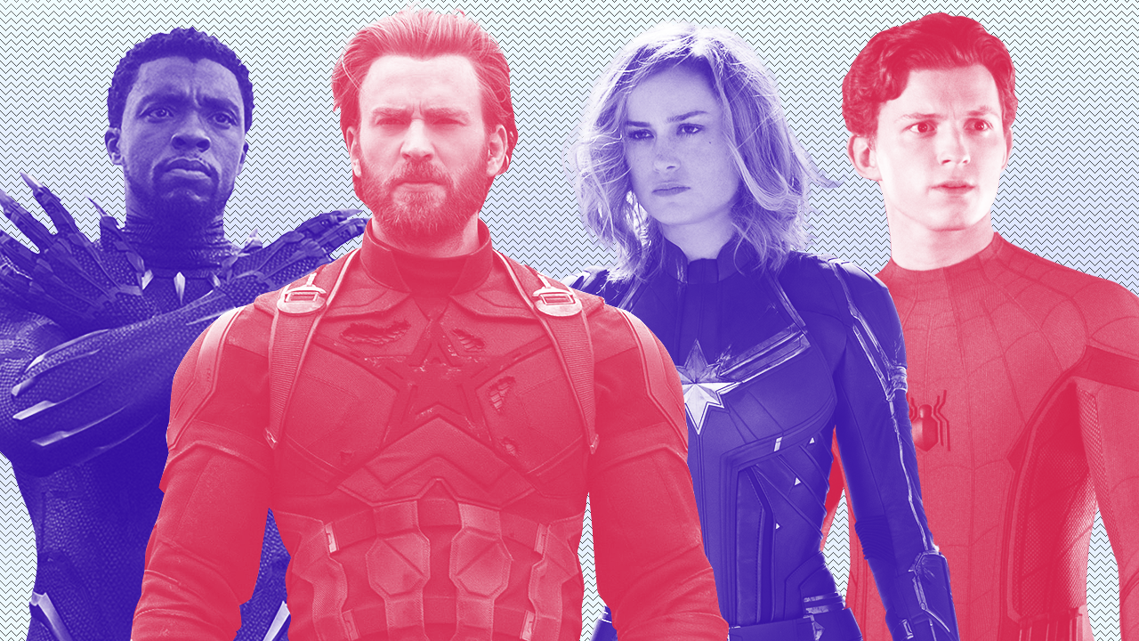 How To Watch Every Marvel Movie In The Right Order Entertainment Tonight