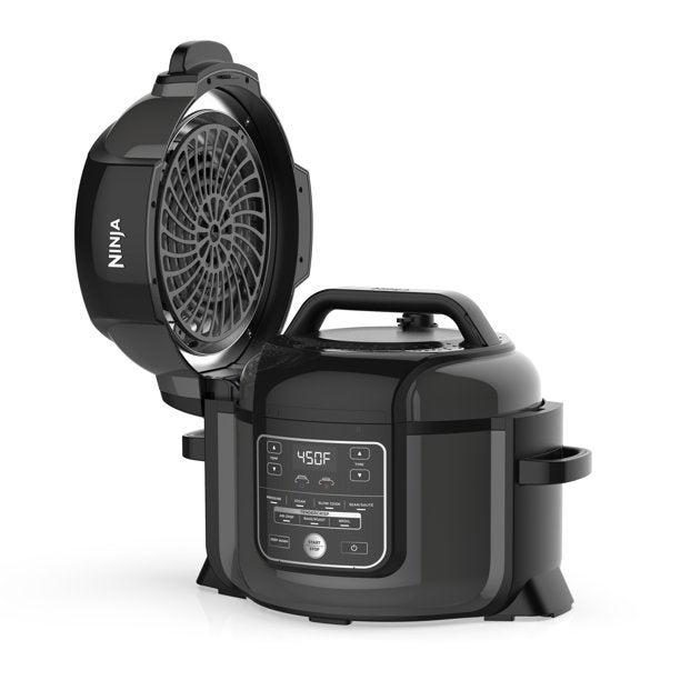 Ninja Foodi TenderCrisp 8-in-1 6.5-Quart Pressure Cooker