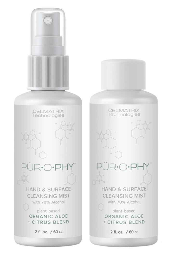 Hand & Surface Cleansing Mist
