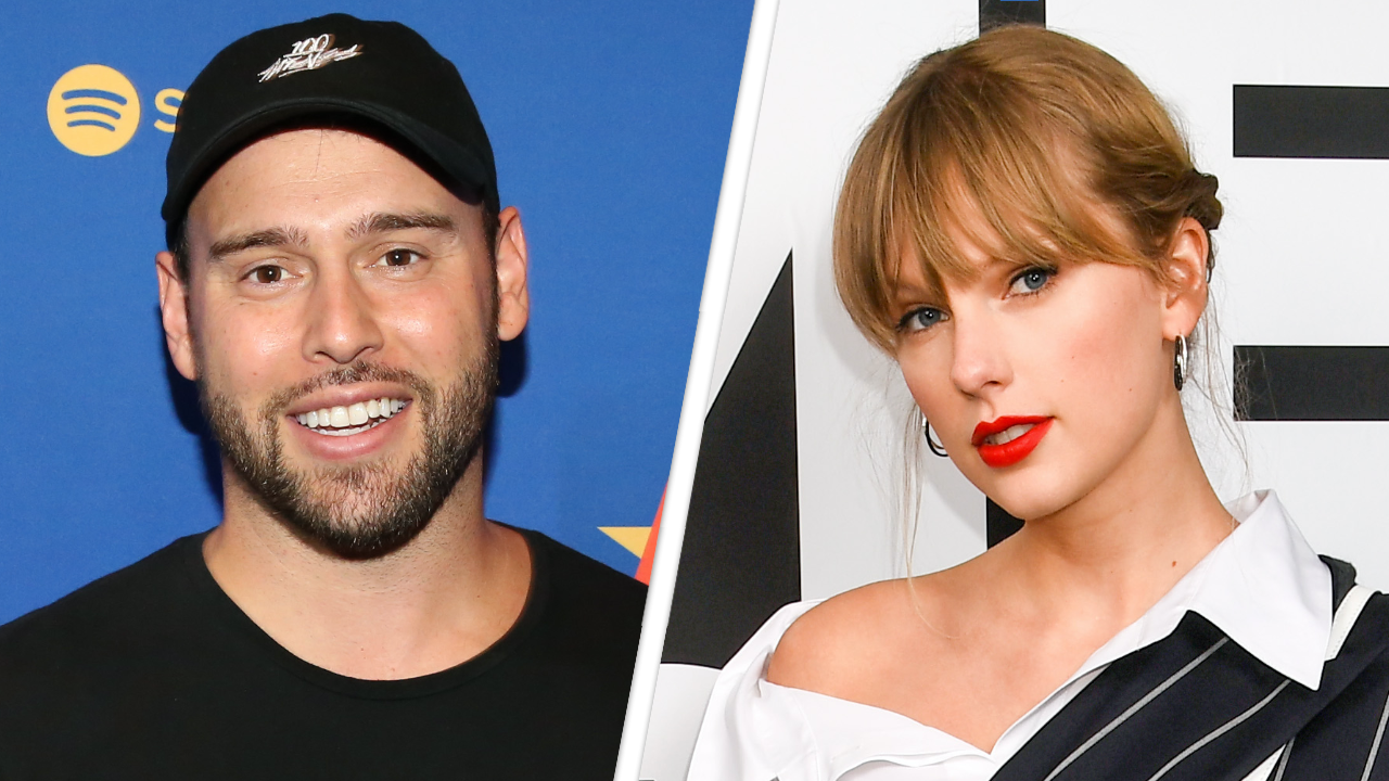 Taylor Swift Slams Scooter Braun Over Selling Her Masters Claims He Tried To Get Her To Sign An Nda Entertainment Tonight