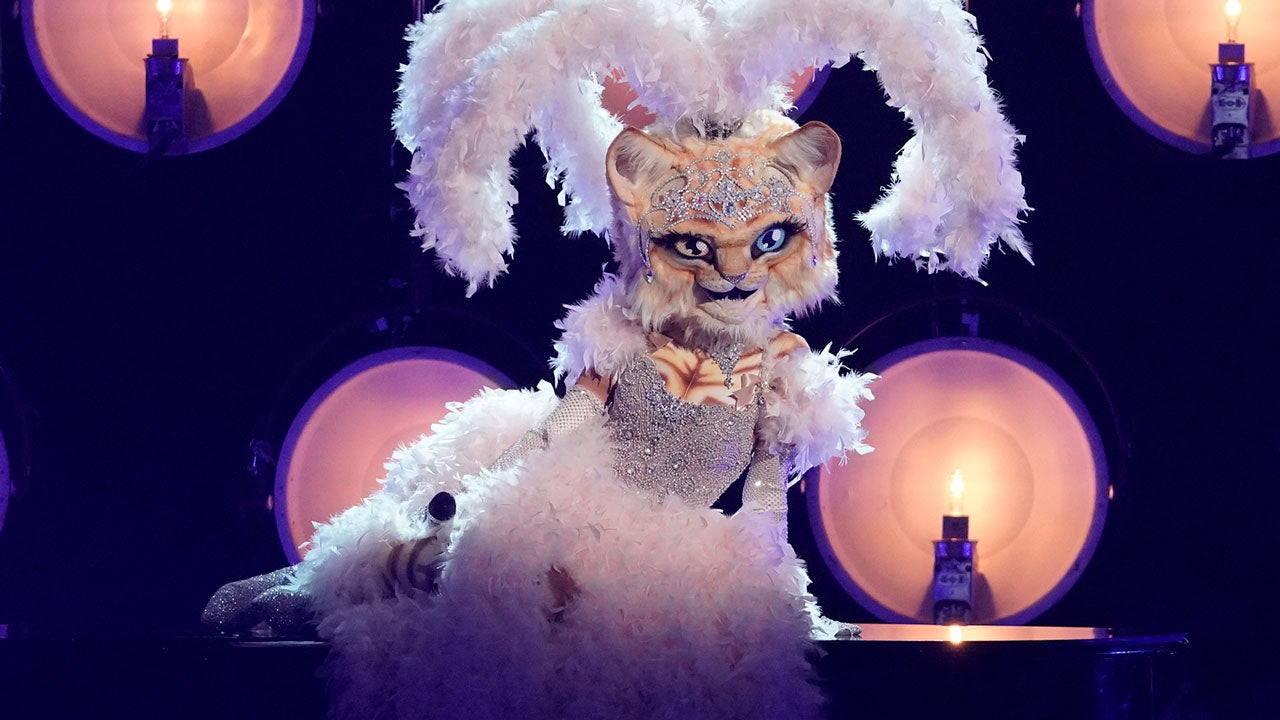 The Kitty on 'The Masked Singer'