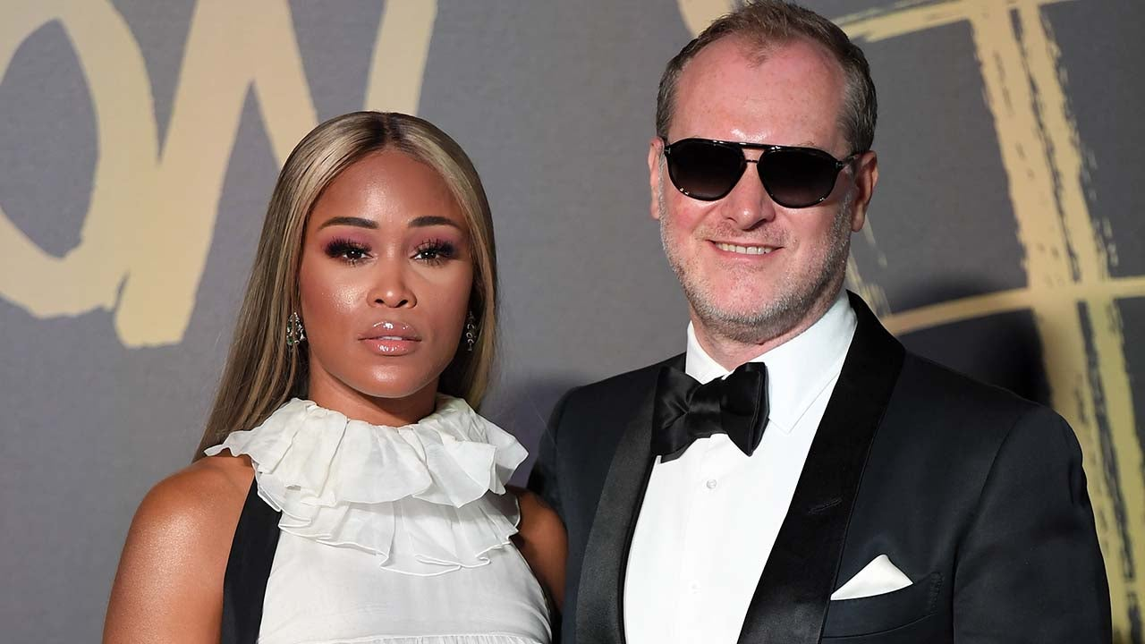 Eve and Maximillion Cooper attend Fashion For Relief London 2019 at The British Museum on September 14, 2019 in London, England.