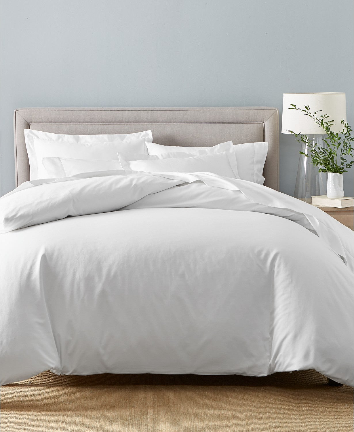 Charter Club Supima Cotton 550-Thread Count Bedding Collection