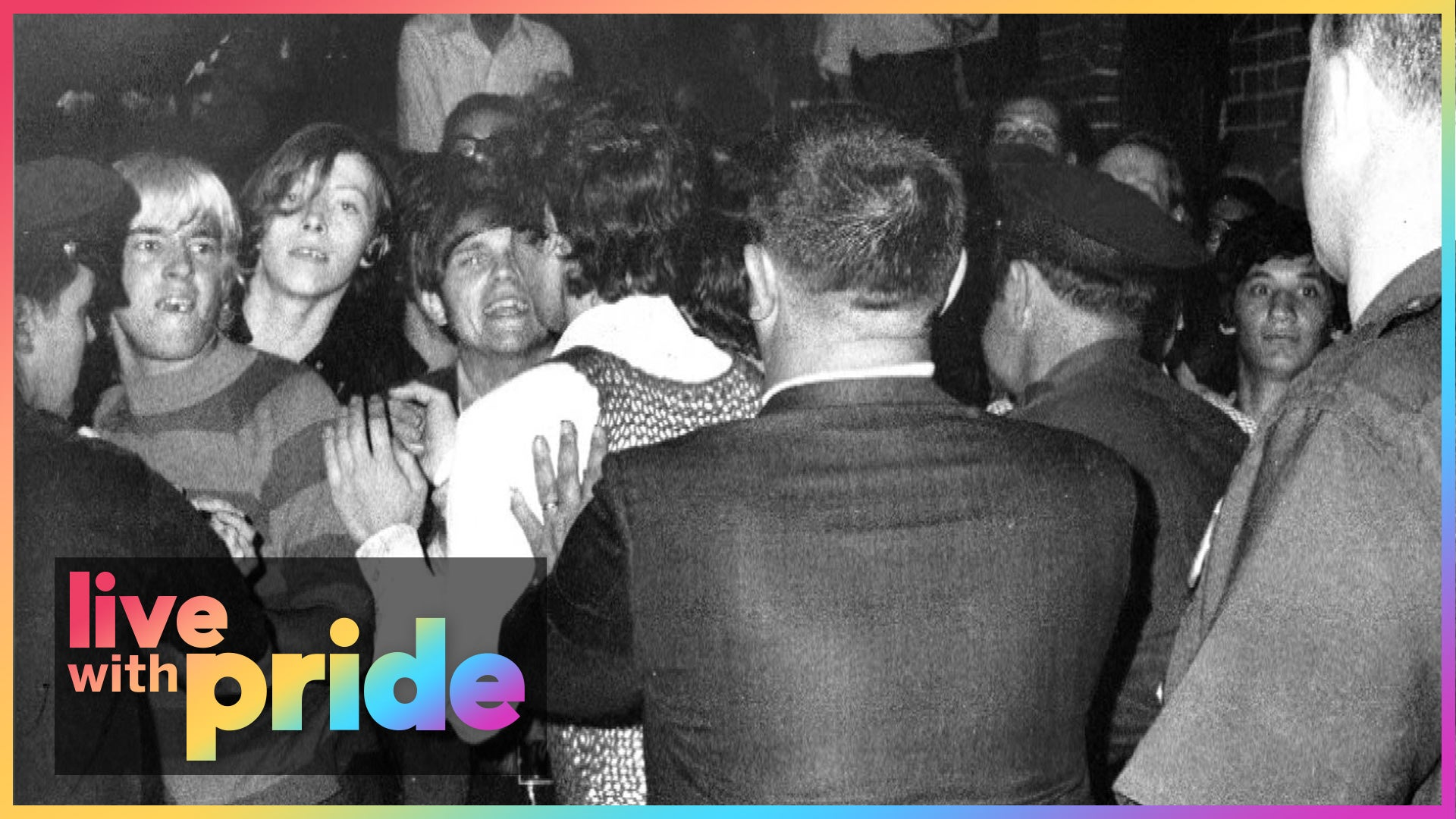 LGBTQ Activist Mark Segal Recounts His Experience at the 1969 Stonewall Riots | Live With Pride