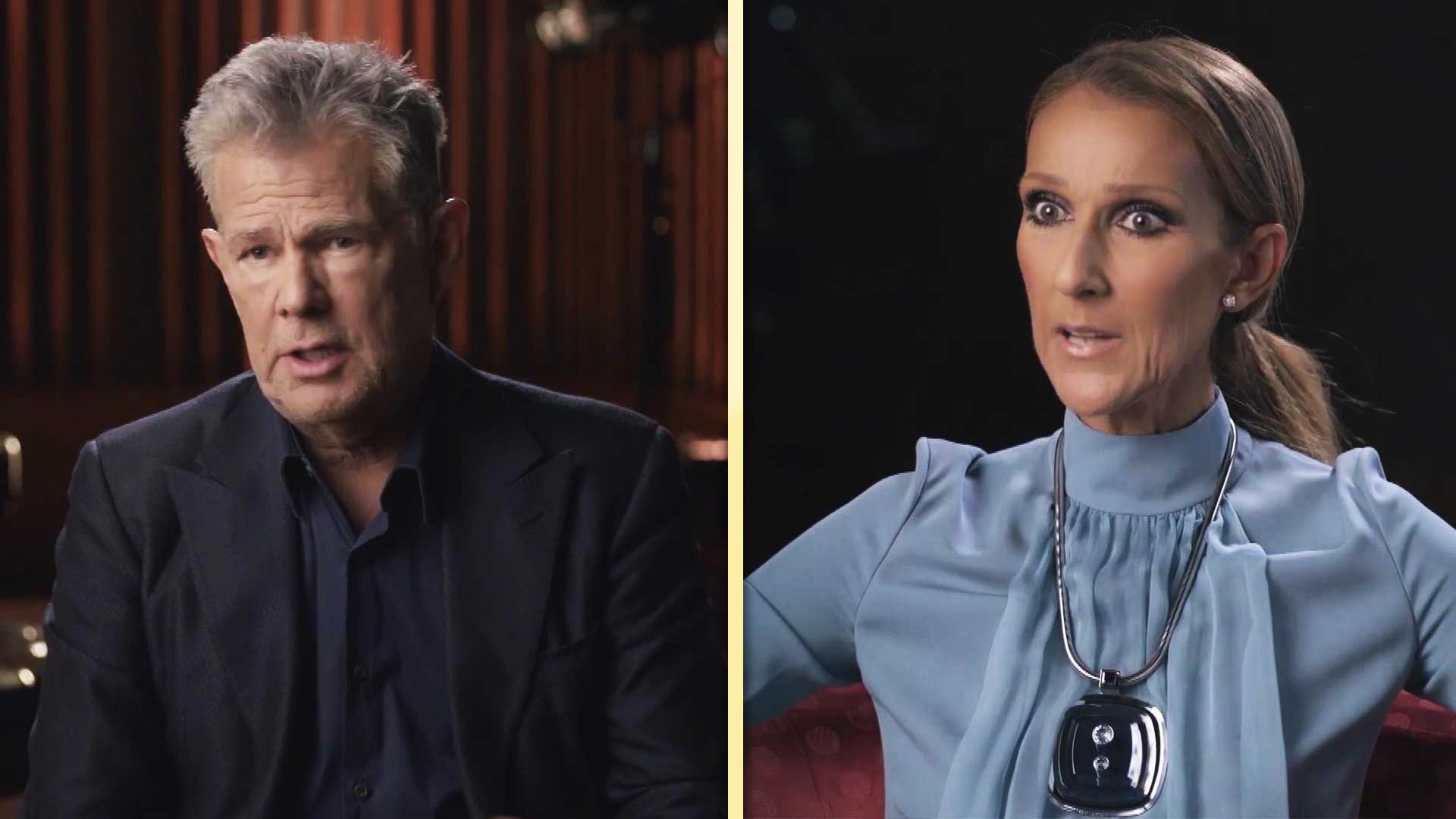 'Off the Record' Sneak Peek: Celine Dion on the First Time She Sang for David Foster (Exclusive)