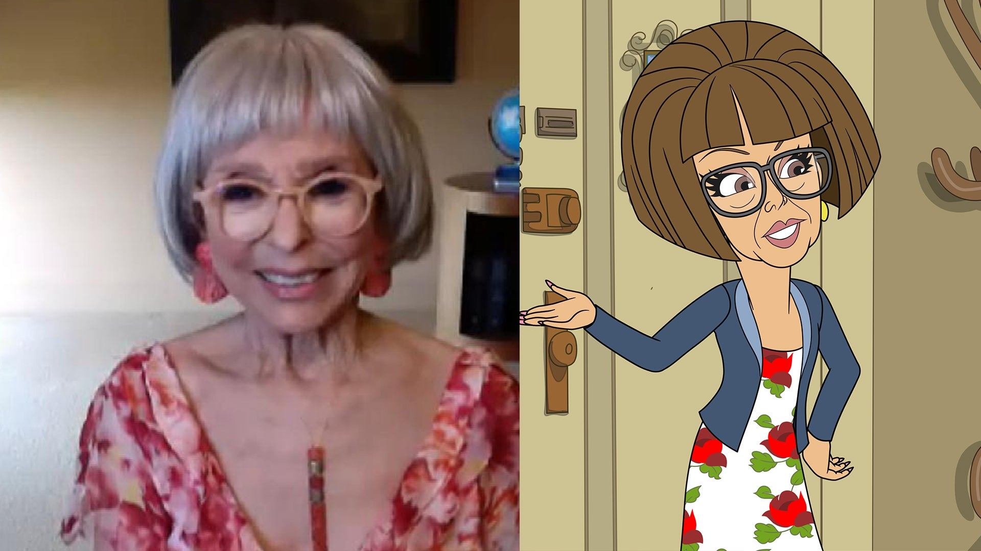 Rita Moreno on 'One Day at a Time's Politically-Charged Animated Special (Exclusive)