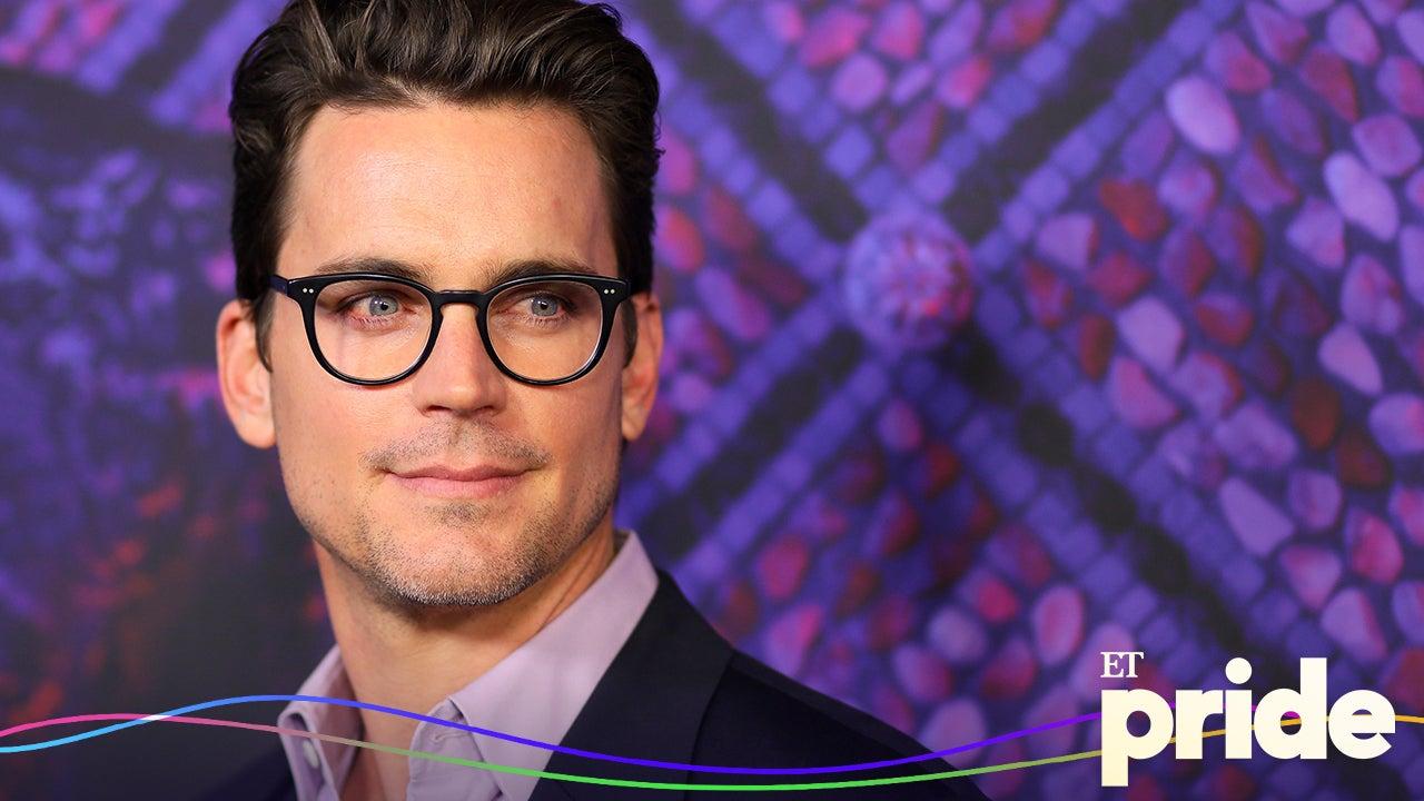Matt Bomer On Bringing Queer Representation To Prestige Superhero Tv Entertainment Tonight