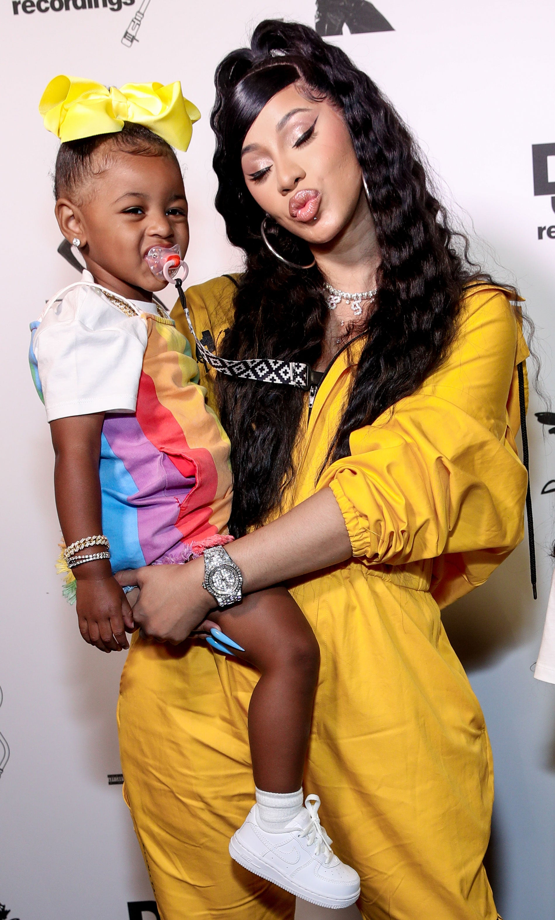 Offset Buys Daughter Kulture A Birkin Bag For Her 2nd Birthday