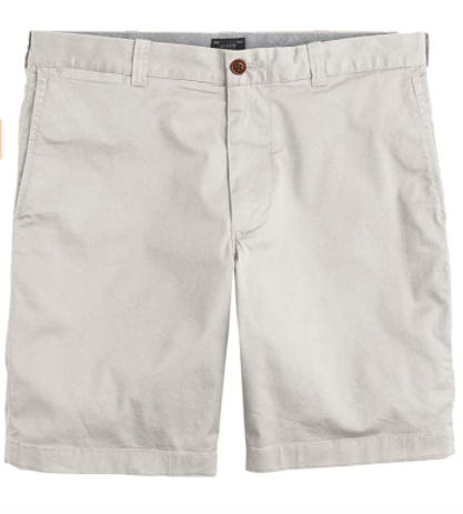 "J.Crew Mercantile 9"" Stretch Chino Short"