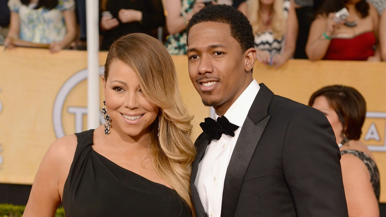 Nick Cannon Reflects On His Marriage To Mariah Carey Calls Her One Of The Most Talented Women Entertainment Tonight