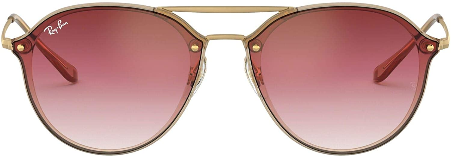 Ray-Ban Rb4292n Blaze Double Bridge Square Sunglasses