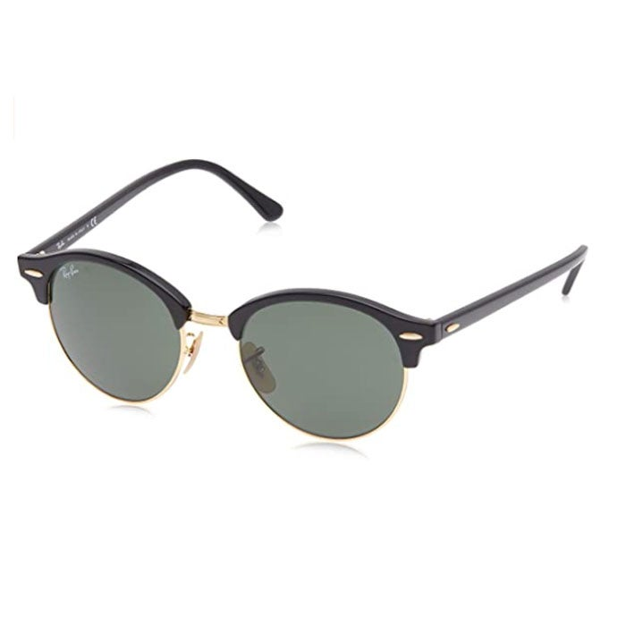 Ray-Ban unisex-adult Rb4246 Clubround Round Sunglasses