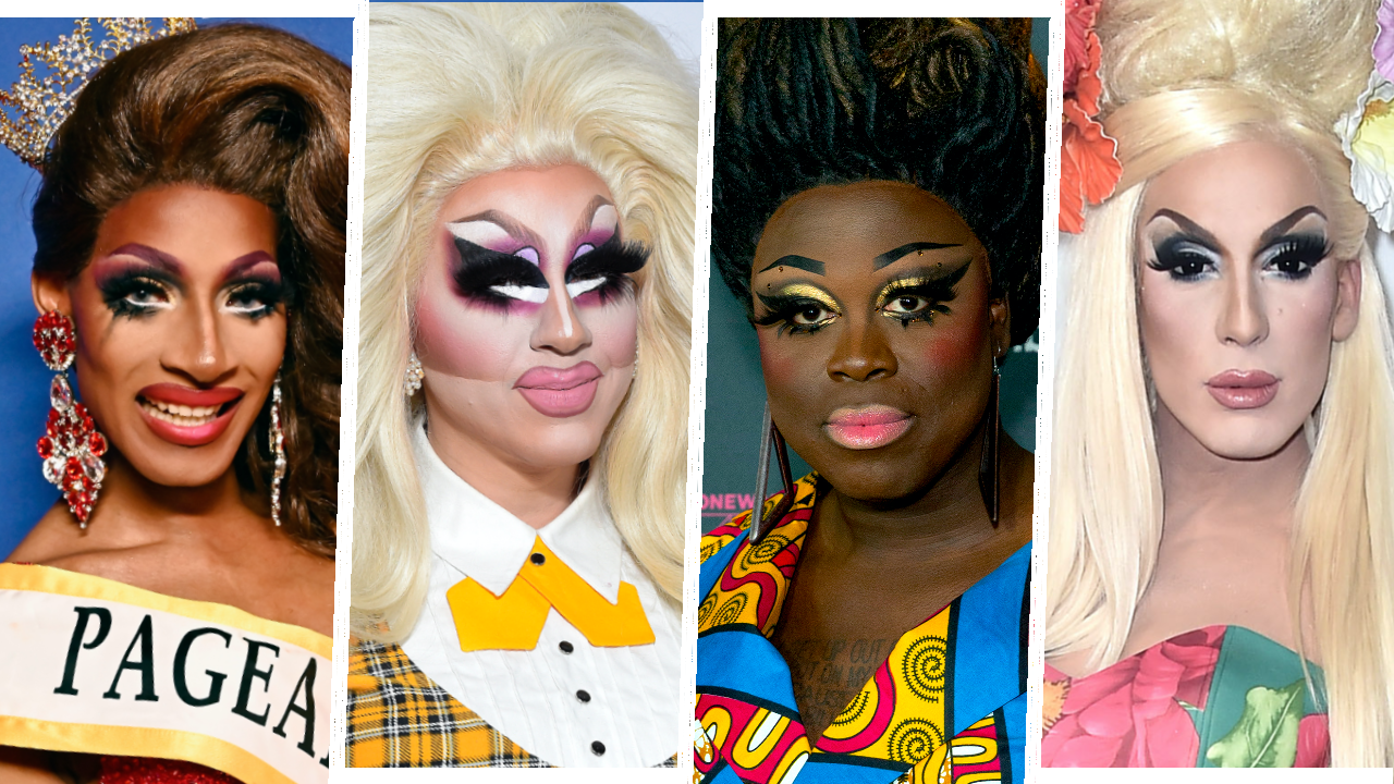 Rupaul S Drag Race The Complete Winners List Entertainment Tonight