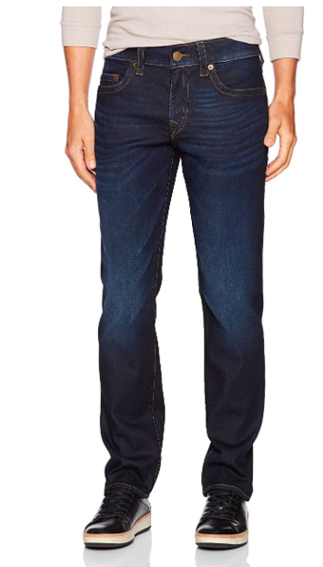 Geno Slim Fit Straight Leg Jean