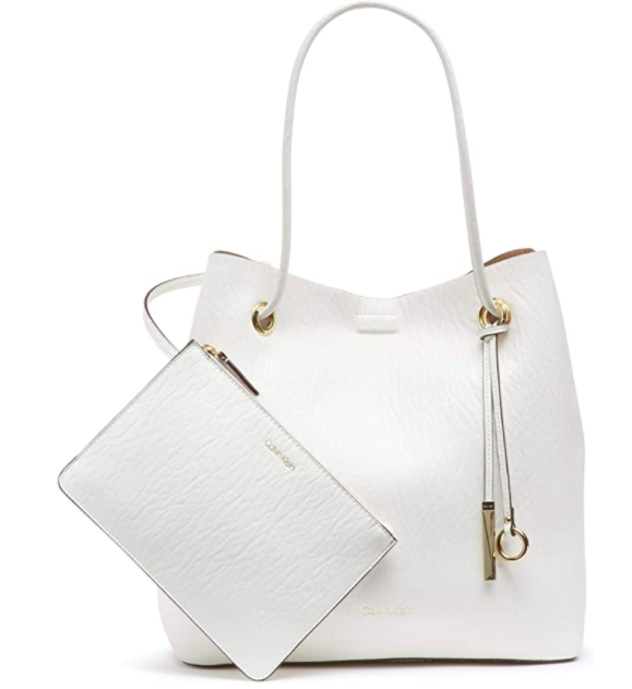 Gabrianna Bubble Lamb North/South Key Item Tote