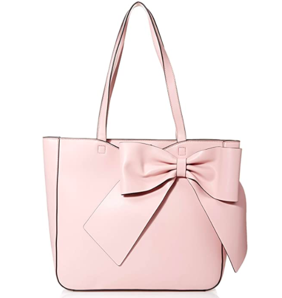 Paris Canelle Fara Tote with Bow