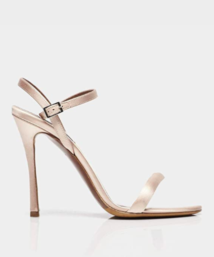 'Eve' Strappy Heeled Sandal, 100MM Heel