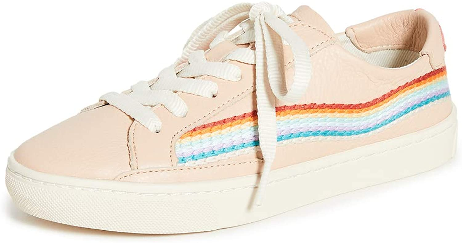 Soludos Women's Rainbow Wave Sneakers