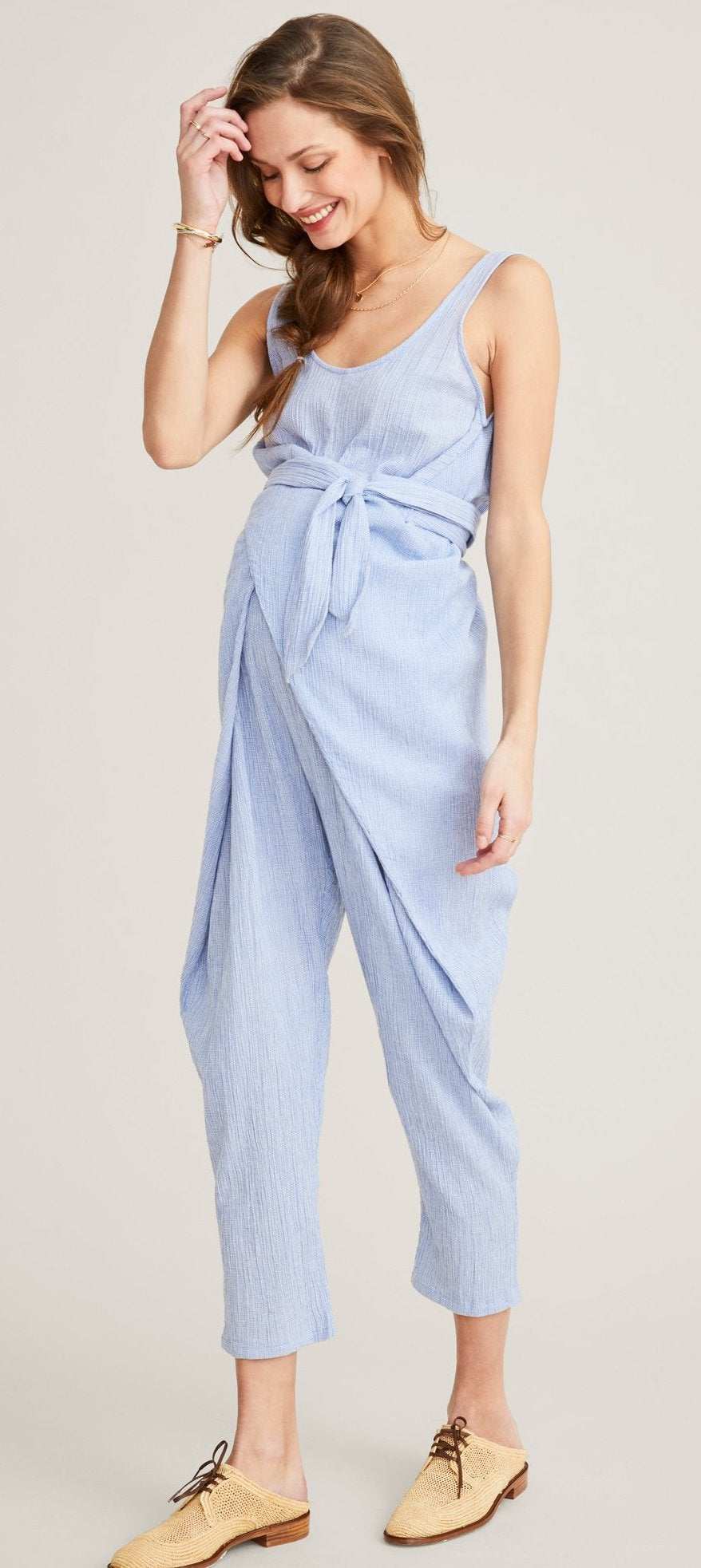 The Wrap Around Jumpsuit