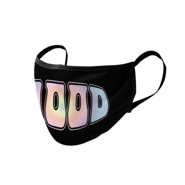 Threadless MOOD Face Mask