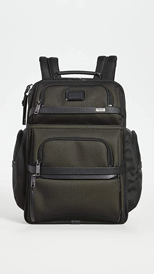 TUMI Alpha 3 Brief Pack, 15 Inch Computer Backpack
