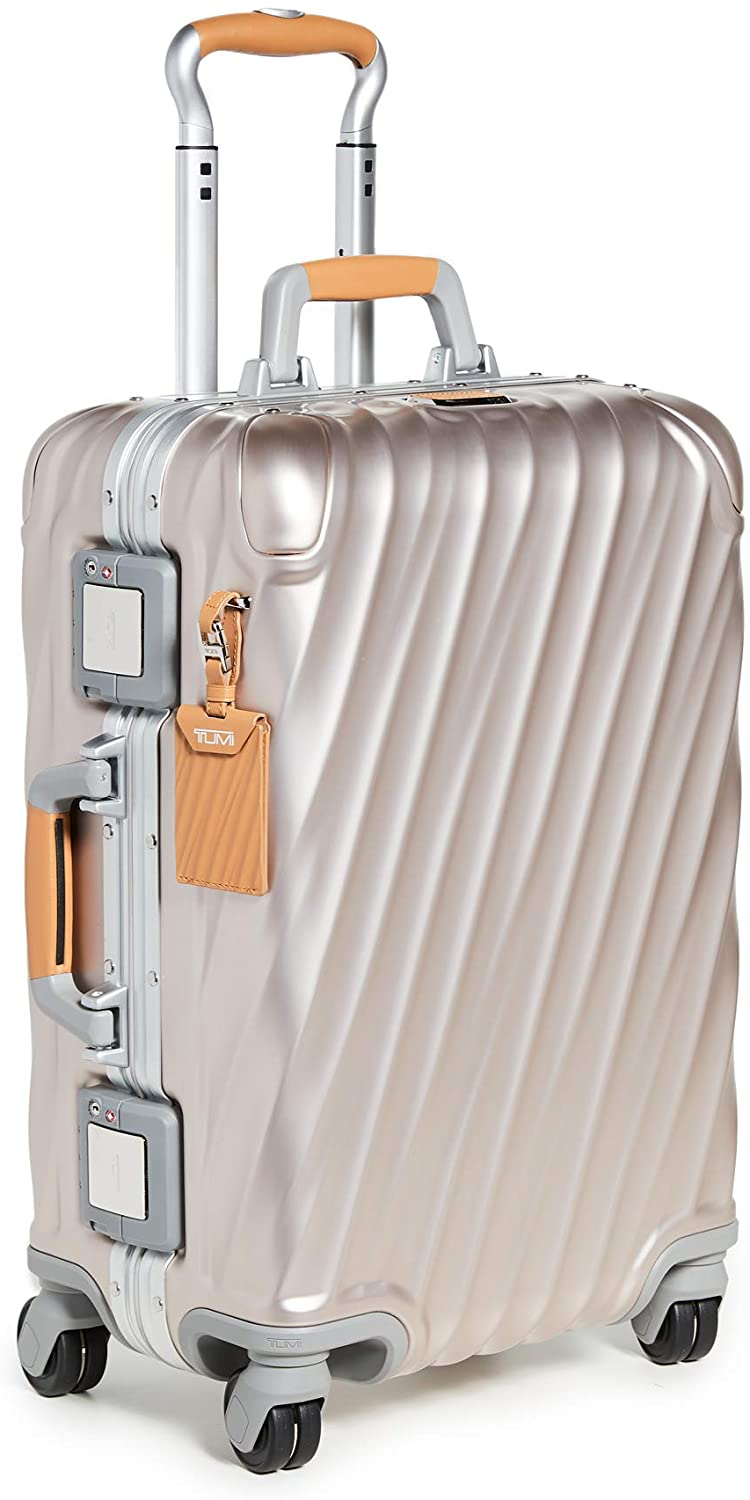 Tumi Women's International Carry On, Blush, Pink, Metallic, One Size