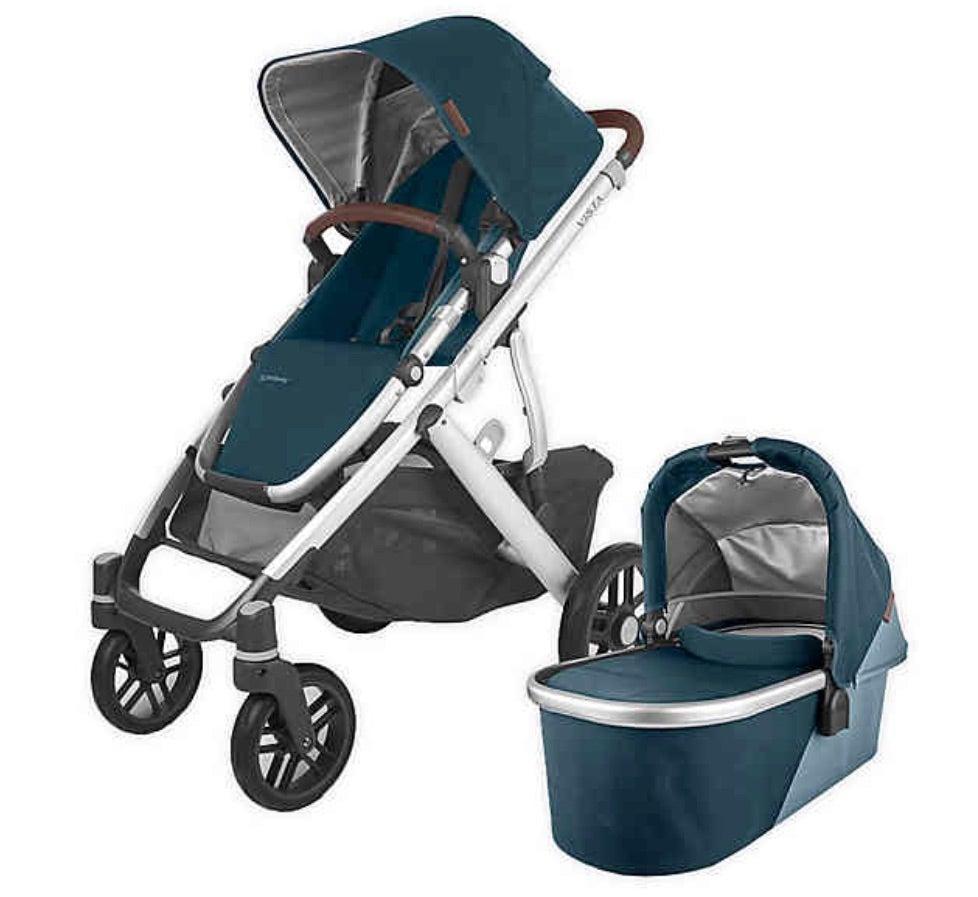 UPPAbaby VISTA V2 Stroller in Finn