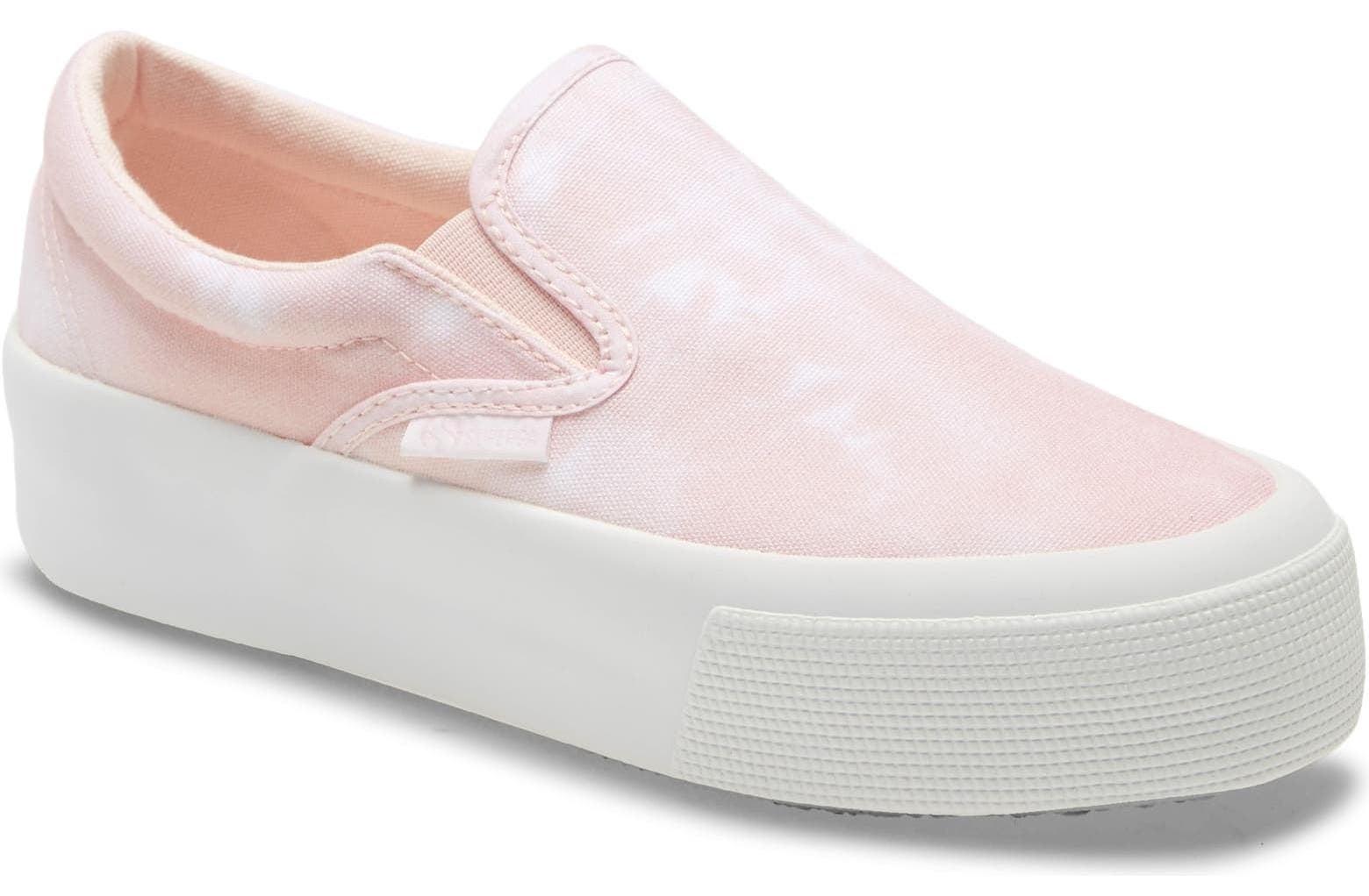 2306 Fancotw Slip-On Platform Sneaker