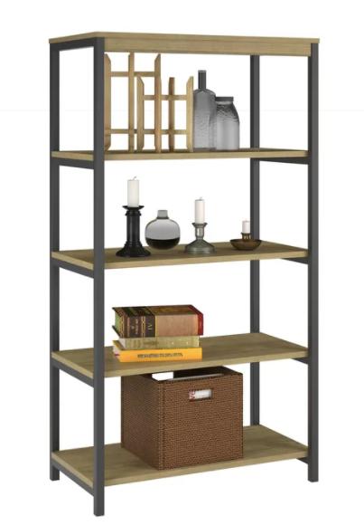 Wayfair Vanessa Etagere Bookcase