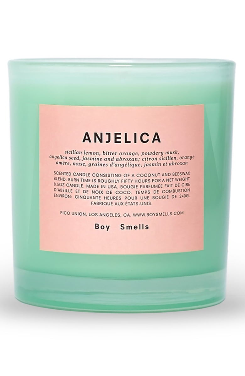 Boy Smells Pride Anjelica Scented Candle
