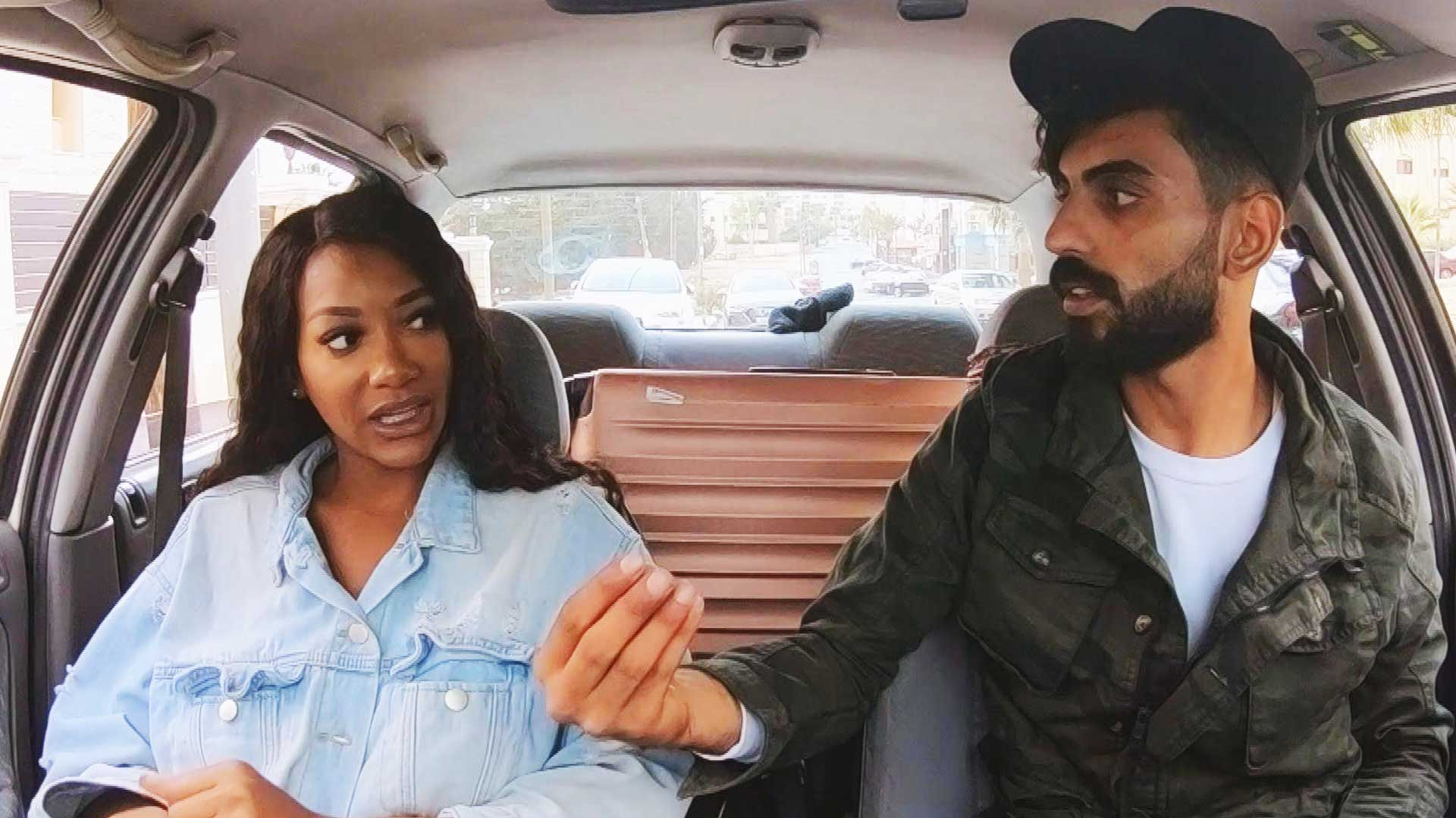 '90 Day Fiance:' Brittany and Yazan's Cultures Clash Again During Heated Argument (Exclusive)