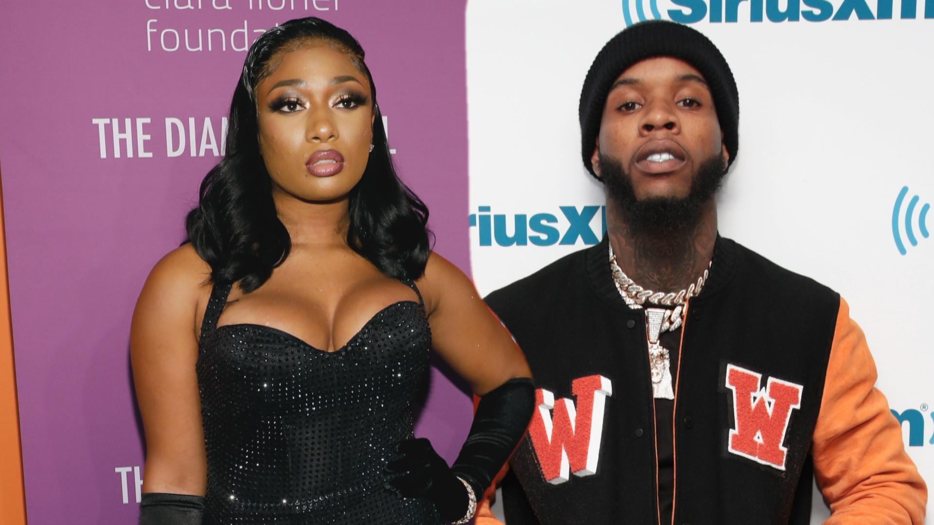 Tory Lanez Denies Megan Thee Stallion Shooting Allegations In New Track On Daystar Album Entertainment Tonight
