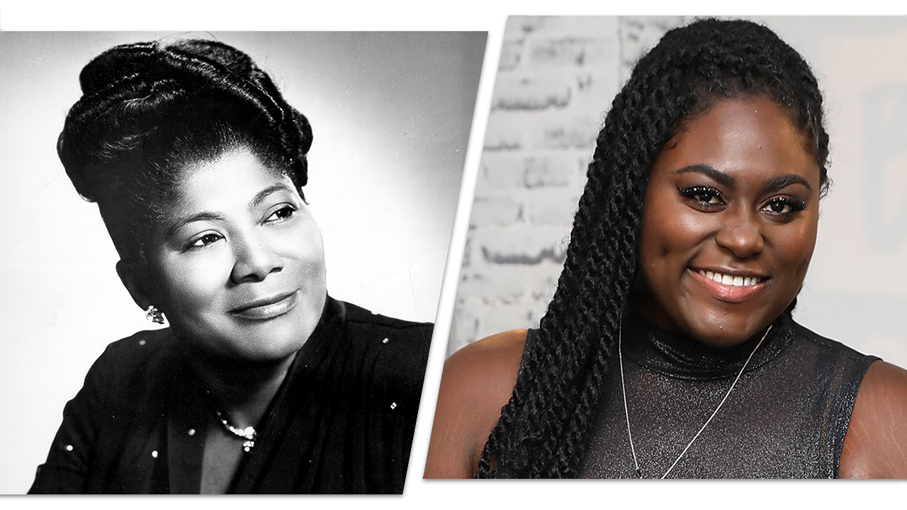 WATCH: First Look at Danielle Brooks as Mahalia Jackson in Lifetime Biopic