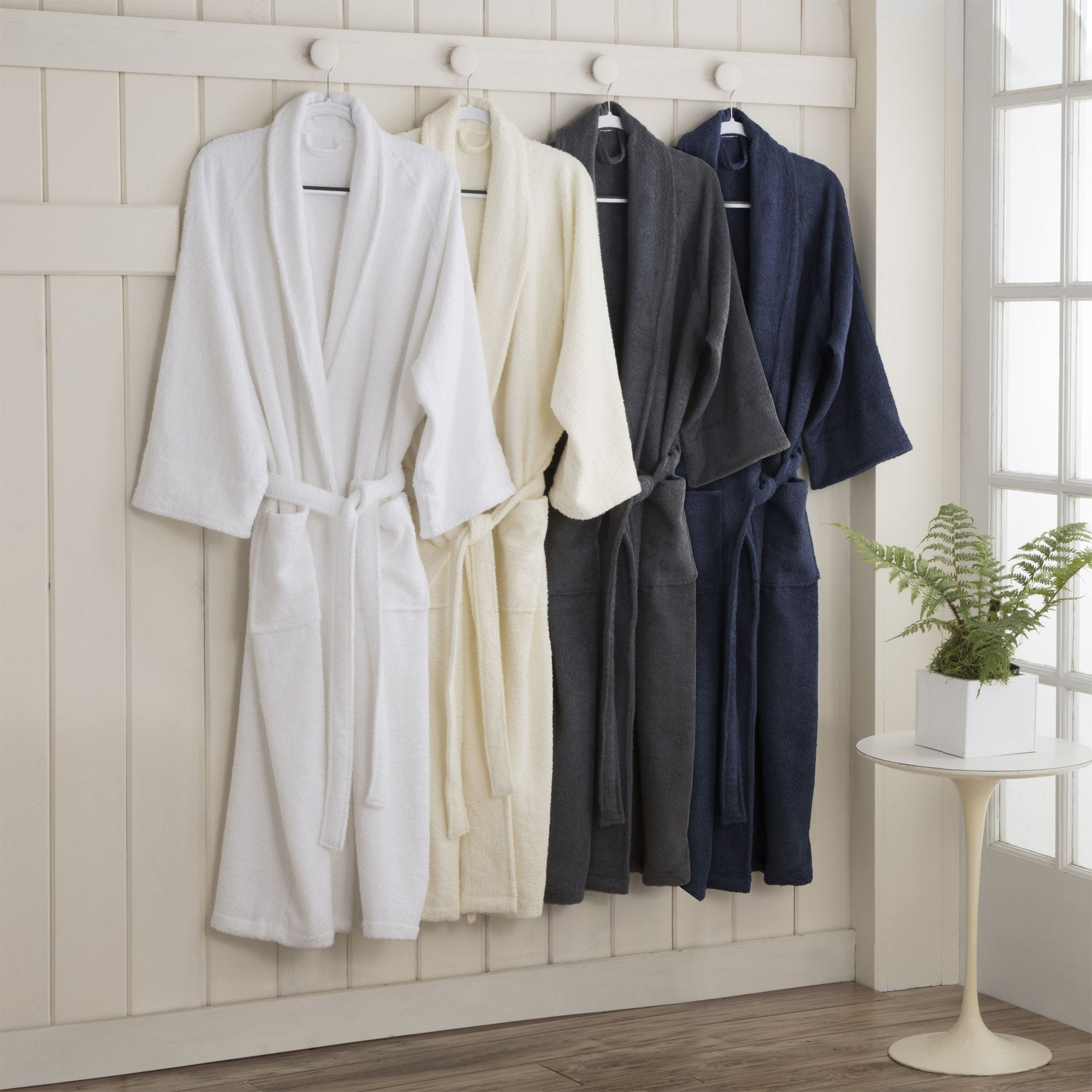 MARTEX TERRY BATH ROBE